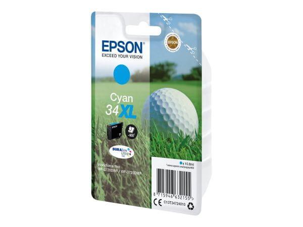Epson Tintenpatronen C13T34724010 4