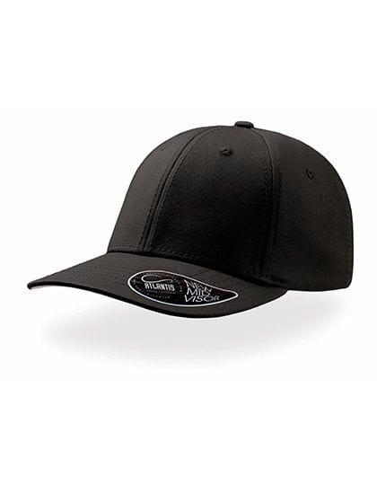 Pitcher - Baseball Cap Black