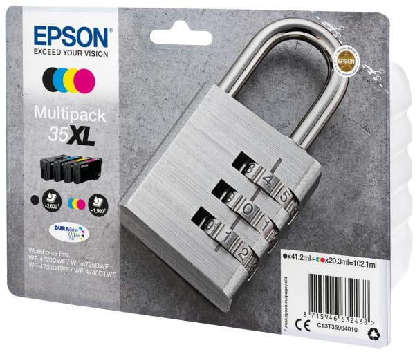 Epson Tintenpatronen C13T35964010 3