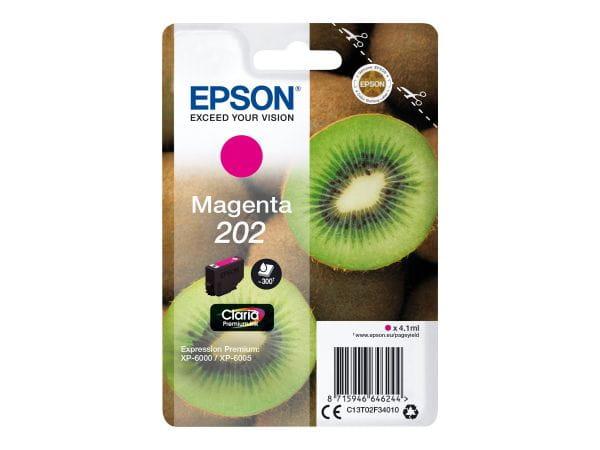 Epson Tintenpatronen C13T02F34010 1