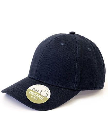 Organic Cotton Cap Navy