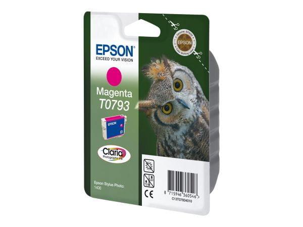 Epson Tintenpatronen C13T07934020 4