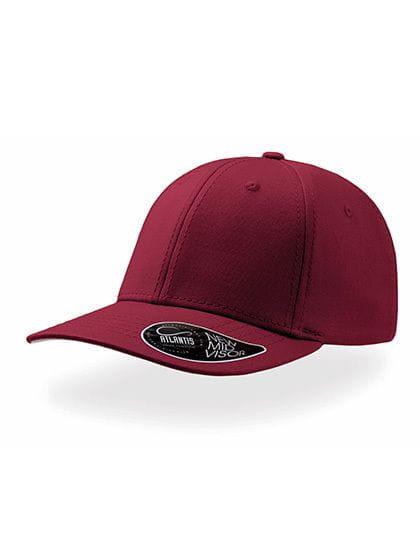 Pitcher - Baseball Cap Burgundy / Grey