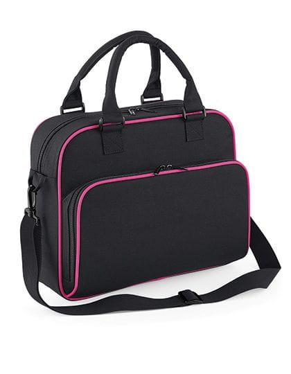 Junior Dance Bag Black / Fuchsia