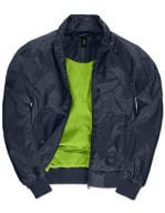 Navy / Neon Green
