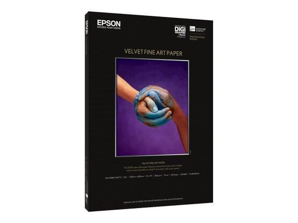 Epson Papier, Folien, Etiketten C13S042096 3