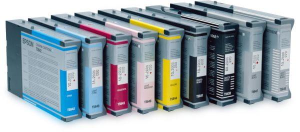Epson Tintenpatronen C13T543200 3