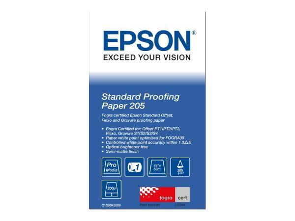 Epson Papier, Folien, Etiketten C13S045009 1