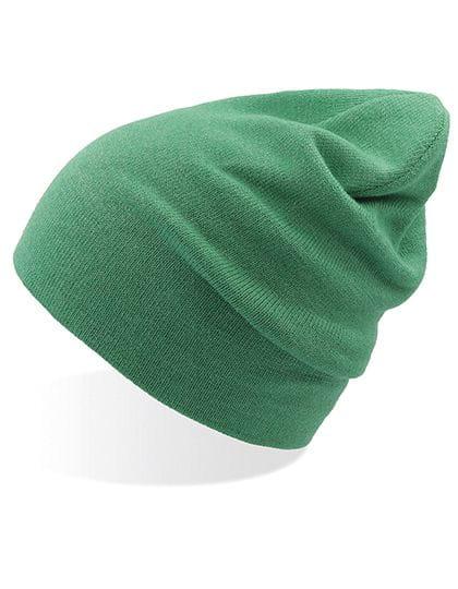 Fun Beanie Green Melange