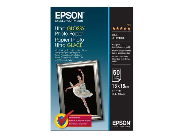 Epson Papier, Folien, Etiketten C13S041944 1