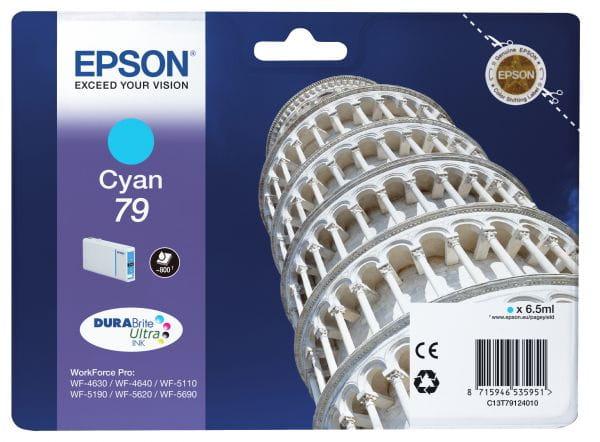 Epson Tintenpatronen C13T79124010 1