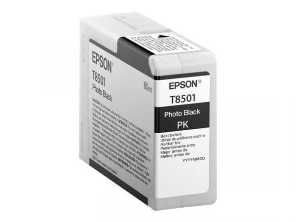 Epson Tintenpatronen C13T850100 1