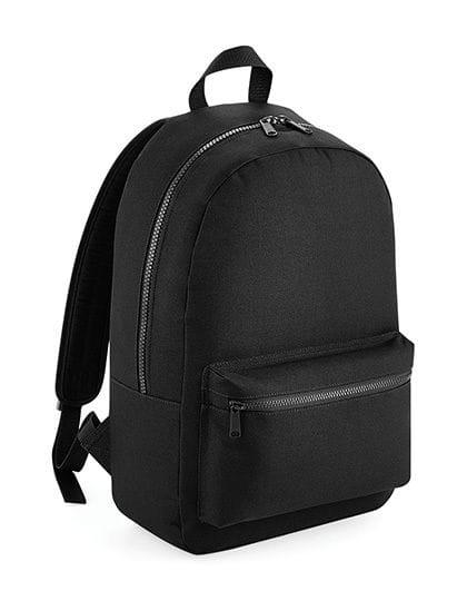 Essential Fashion Backpack Black