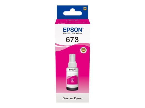 Epson Tintenpatronen C13T67334A 1