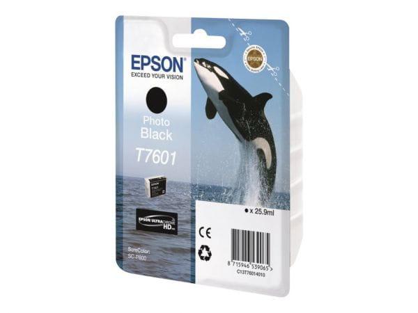 Epson Tintenpatronen C13T76014010 3