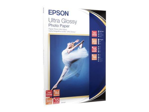 Epson Papier, Folien, Etiketten C13S041927 3