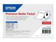 Epson Papier, Folien, Etiketten C33S045389 1