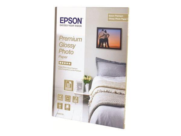 Epson Papier, Folien, Etiketten C13S041390 1