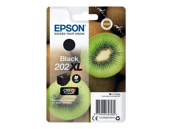 Epson Tintenpatronen C13T02G14010 1