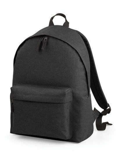 Two-Tone Fashion Backpack Anthracite