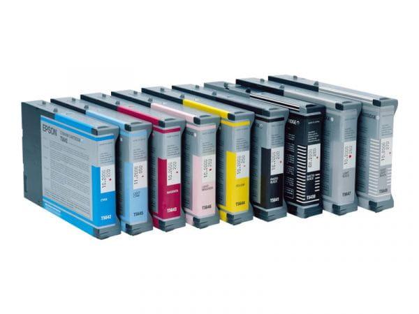 Epson Tintenpatronen C13T605B00 4