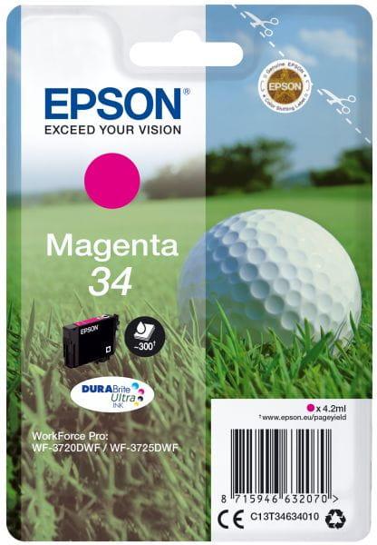 Epson Tintenpatronen C13T34634010 2