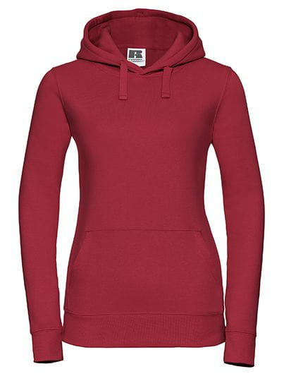 Ladies´Authentic Hooded Sweat - Russell
