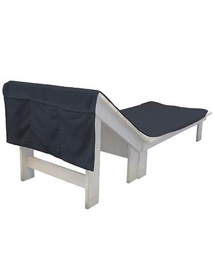 Sun Chair Towel Anthracite Grey (Grey)