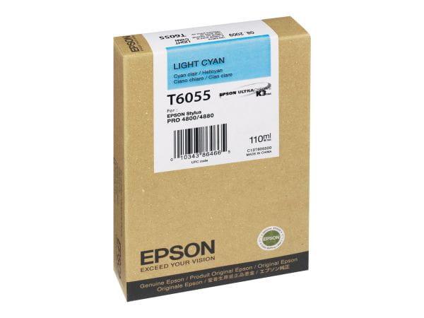Epson Tintenpatronen C13T605500 1