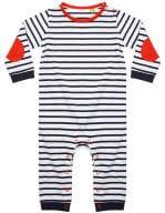 Striped Bodysuit Navy / White