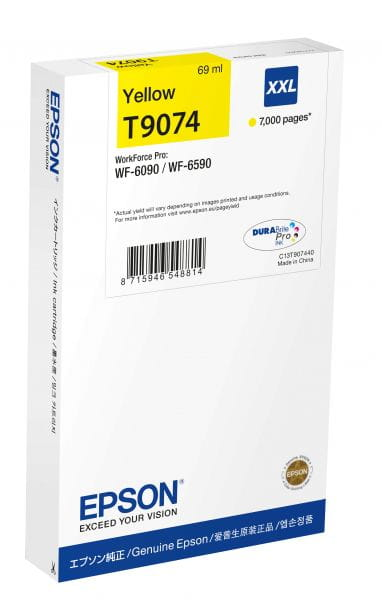 Epson Tintenpatronen C13T907440 1