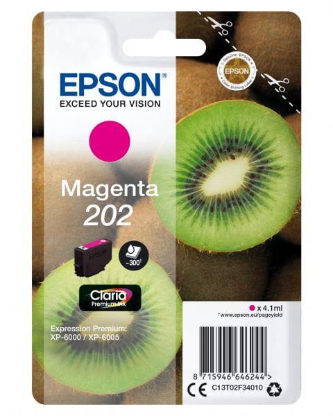 Epson Tintenpatronen C13T02F34010 2