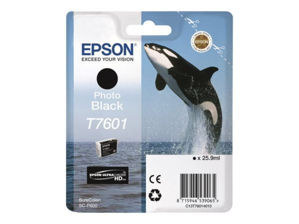Epson Tintenpatronen C13T76014010 4
