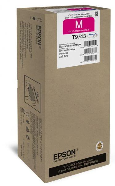 Epson Tintenpatronen C13T974300 2