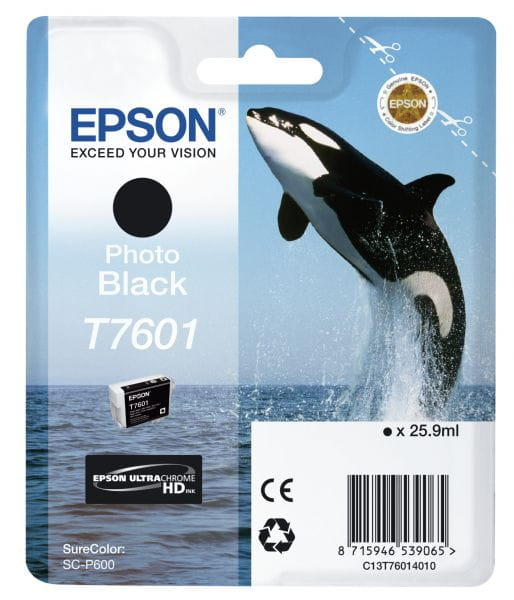 Epson Tintenpatronen C13T76014010 1