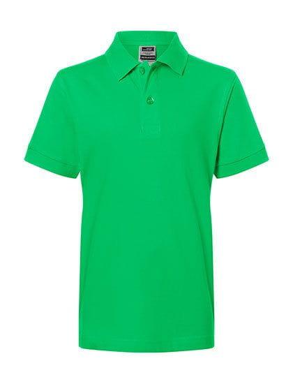 Das Poloshirt für das Kind (klassischer Schnitt)