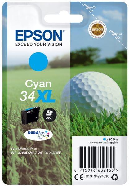 Epson Tintenpatronen C13T34724010 2