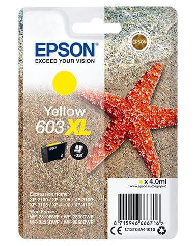 Epson Tintenpatronen C13T03A44010 2