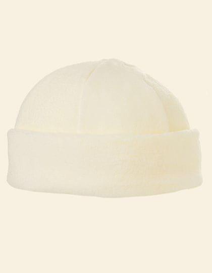 Fleece Winter Hat Creme