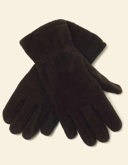 Fleece Promo Gloves Black