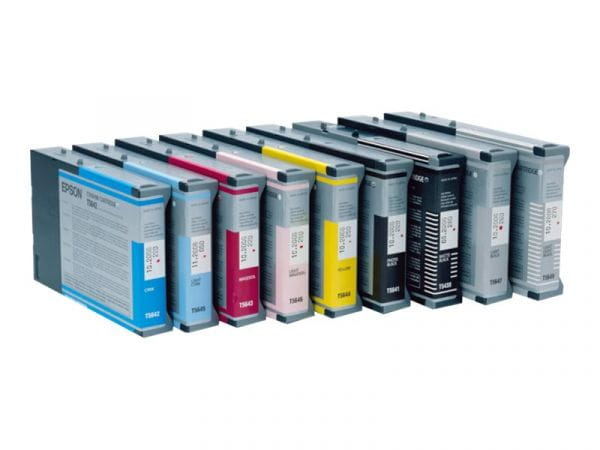 Epson Tintenpatronen C13T605600 3