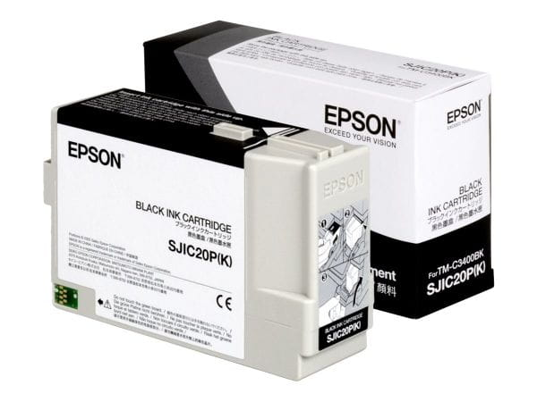 Epson Tintenpatronen C33S020490 1
