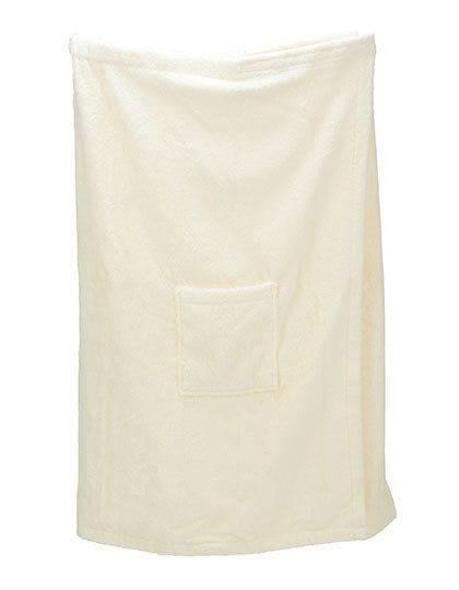 Sauna Kilt Ladies Ivory