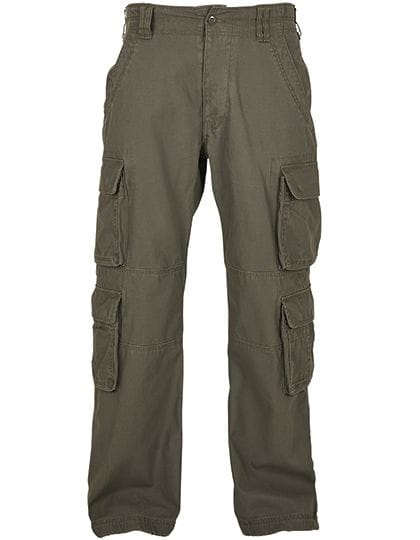 Pure Vintage Trousers Olive
