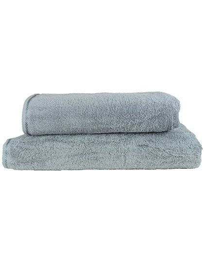 Bath Towel Anthracite Grey