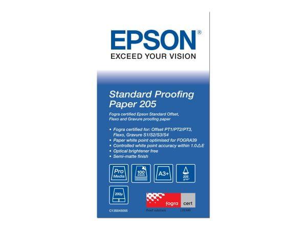 Epson Papier, Folien, Etiketten C13S045005 1