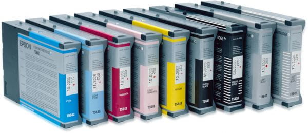 Epson Tintenpatronen C13T605400 4