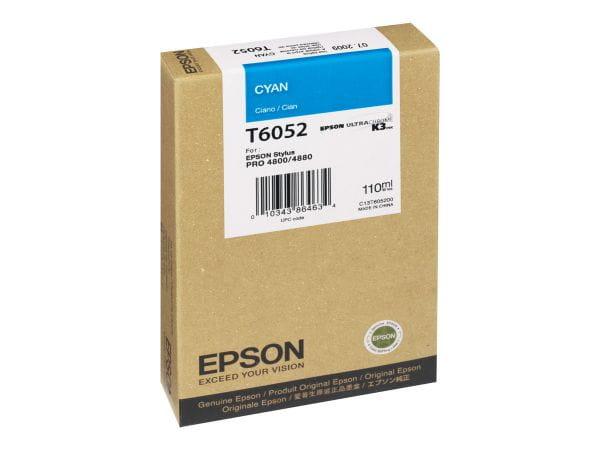 Epson Tintenpatronen C13T605200 1