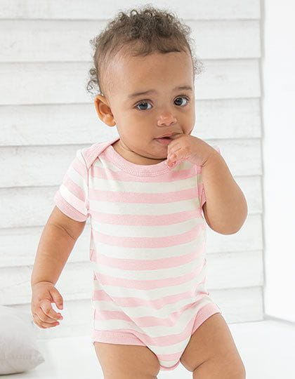Baby Stripy Bodysuit