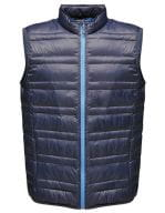 Firedown Down-Touch Padded Bodywarmer Navy / French Blue